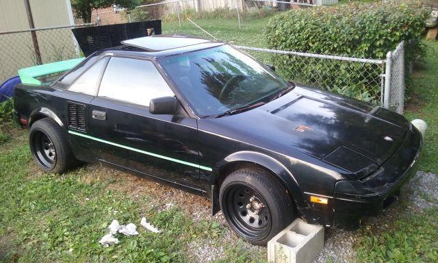 1986 toyota mr2 for sale in hagerstown maryland classified. Black Bedroom Furniture Sets. Home Design Ideas
