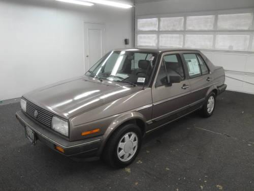 1986 Volkswagen Jetta Sedan For Sale In Salem Oregon