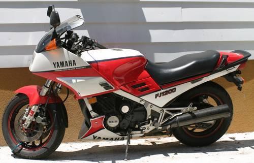1986 Yamaha 1200 1986 Yamaha 1200 fj