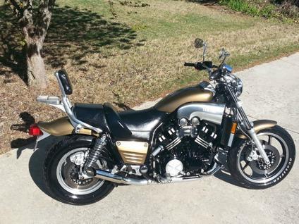 1986 Yamaha Vmax Motorcycle