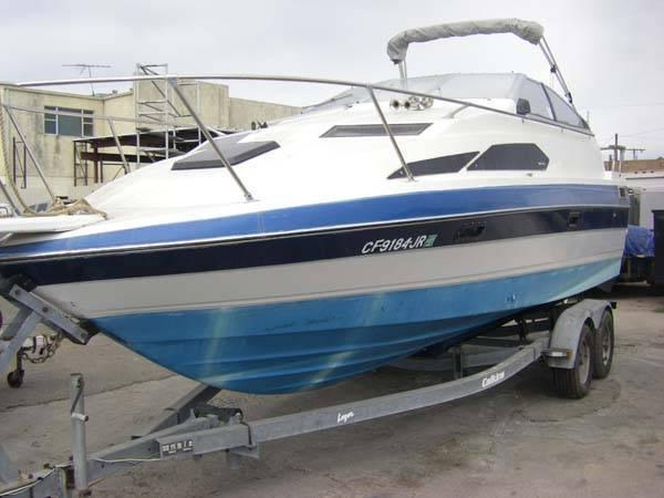 1987 24 Bayliner 2450 Ciera Sunbridge