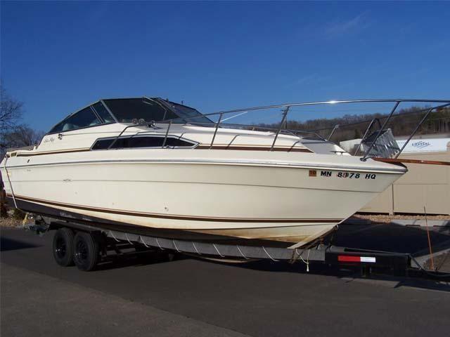1987 27 Sea Ray Sundancer 270DA For Sale In Clifton Wisconsin