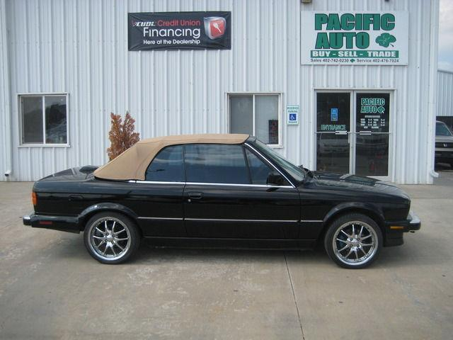 1987 bmw 325 i for sale in lincoln nebraska classified. Black Bedroom Furniture Sets. Home Design Ideas