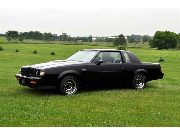 1987 buick grand national for sale in livonia michigan classified. Black Bedroom Furniture Sets. Home Design Ideas