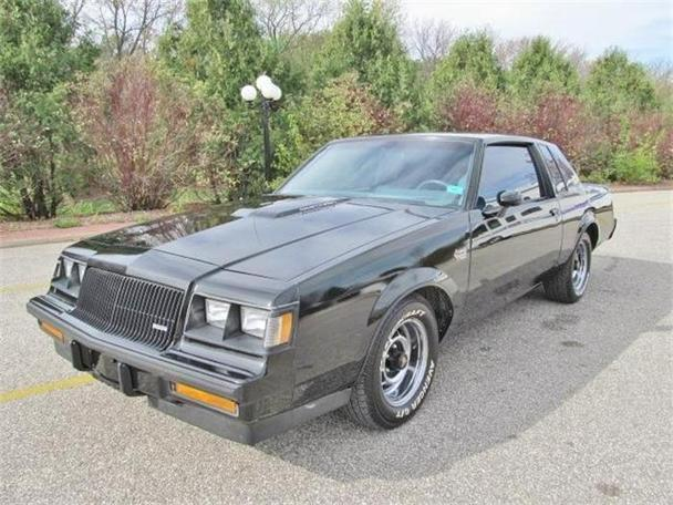 1987 buick grand national for sale in greene iowa classified. Black Bedroom Furniture Sets. Home Design Ideas
