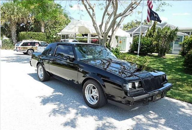 1987 buick grand national for sale in palm beach garden florida 33410 for sale in west palm. Black Bedroom Furniture Sets. Home Design Ideas
