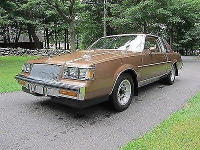1987 buick regal turbo t 39k original miles for sale in newtown connecticut classified. Black Bedroom Furniture Sets. Home Design Ideas