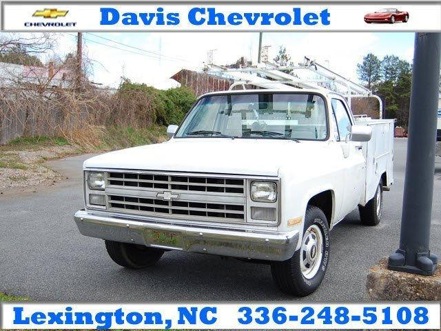 1987 chevrolet 2500 for sale in lexington north carolina classified. Black Bedroom Furniture Sets. Home Design Ideas