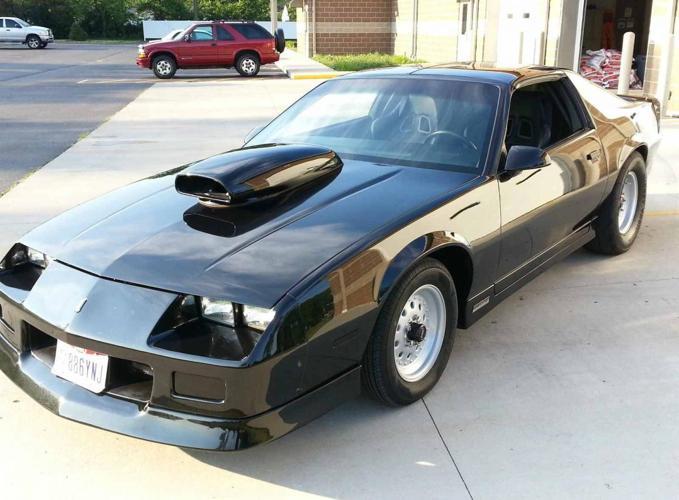 1987 Chevrolet Camaro IROC Z-28 for Sale in New Carlisle ...