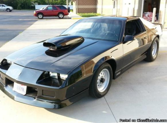1987 Chevrolet Camaro Iroc Z28 For Sale In Oklahoma City