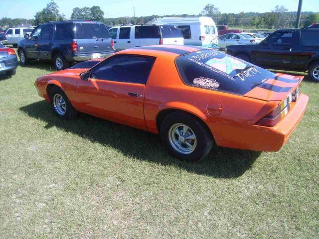 1987 Chevrolet Camaro Z28 For Sale In Phenix City Alabama