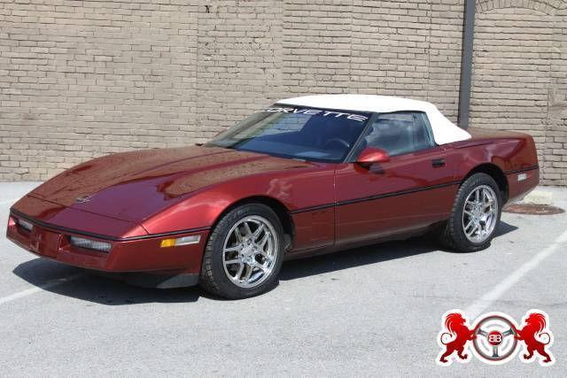 Chevrolet Of Boaz >> 1987 Chevrolet Corvette for Sale in Birmingham, Alabama Classified | AmericanListed.com