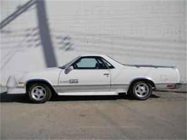 1987 Chevrolet El Camino   1987 Chevrolet El Camino Car for Sale in Enid OK   4367389463   Used ...