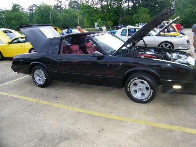 1987 chevrolet monte carlo ss t top for sale in alex louisiana classified. Black Bedroom Furniture Sets. Home Design Ideas