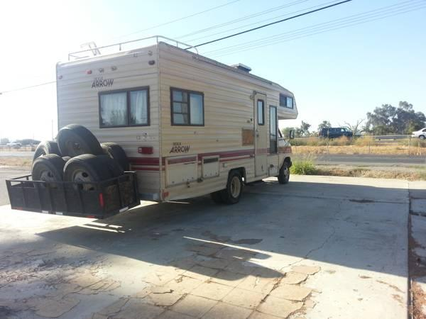 1987 chevy tioga rv  - $2000