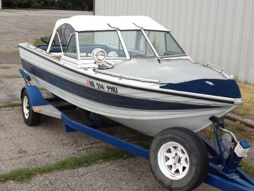 Cars For Sale Lincoln Ne >> 1987 crestliner fish and ski boat for Sale in Bellevue, Nebraska Classified | AmericanListed.com