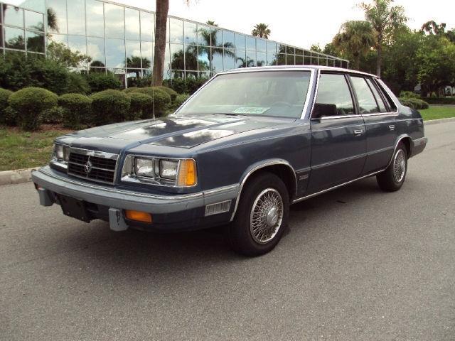 1987 Dodge 600 SE for Sale in Hudson, Florida Classified ...