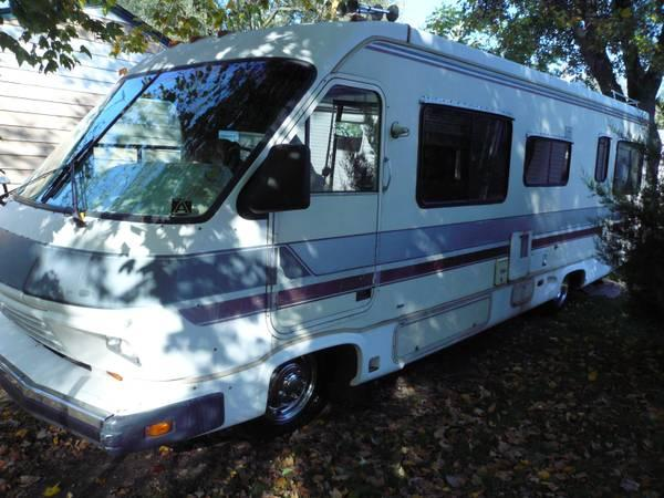 1987 Dolphin 31foot motor home - $7500