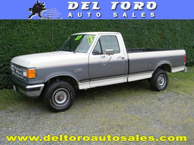 1987 ford f150 for sale in auburn washington classified. Black Bedroom Furniture Sets. Home Design Ideas