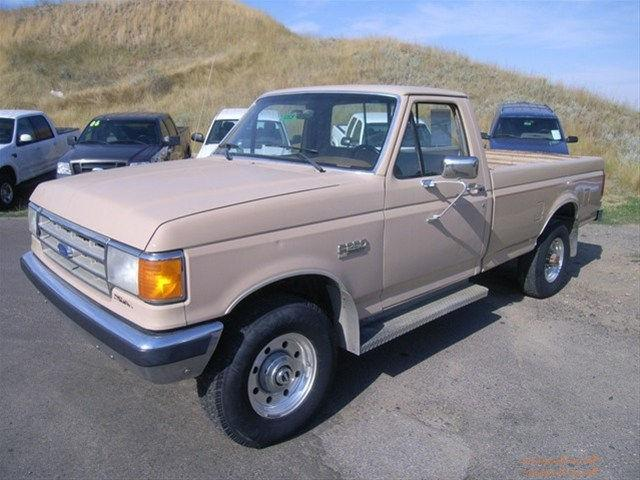 1987 Ford F250 Xl For Sale In Havre Montana Classified