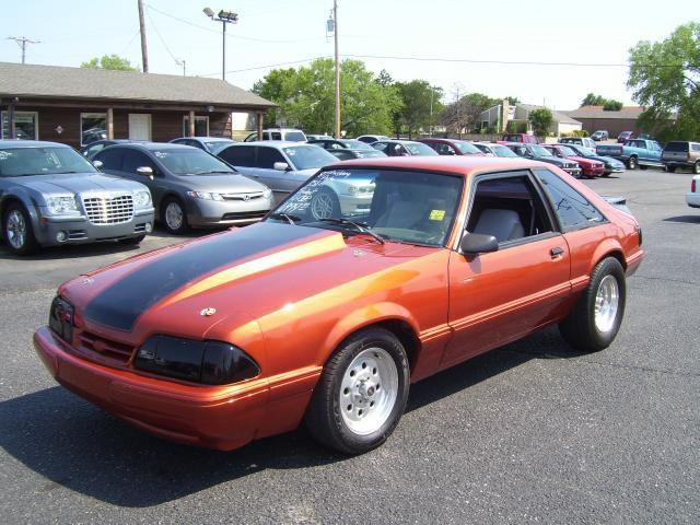 1987 ford mustang lx for sale in wichita kansas classified. Black Bedroom Furniture Sets. Home Design Ideas