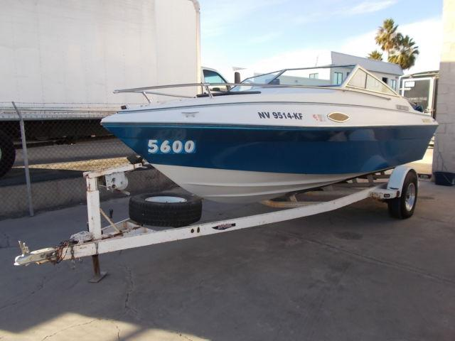 1987 Four Winns Sundowner 195 Cuddy Cabin Boat