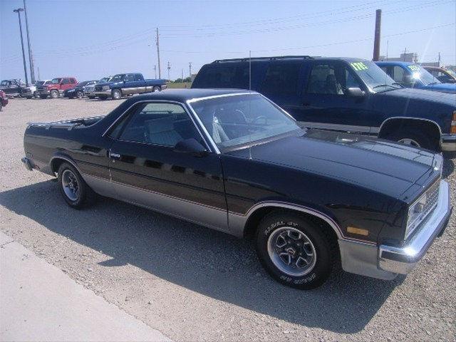 1987 Gmc Caballero For Sale In Hillsboro Kansas