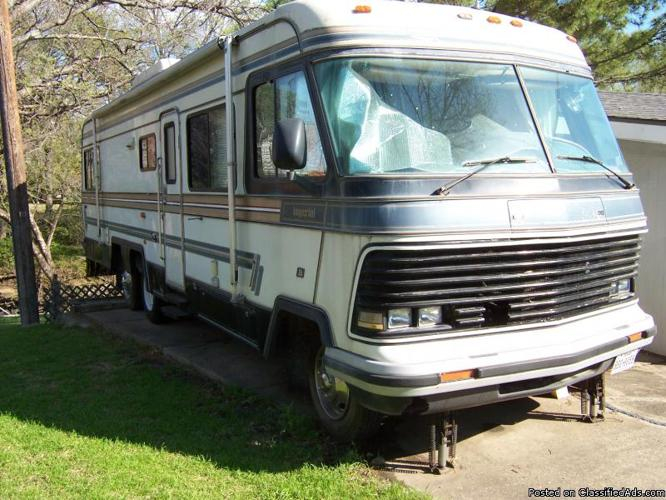 1987 Holiday Rambler Imperial Reduced For Sale In Dallas