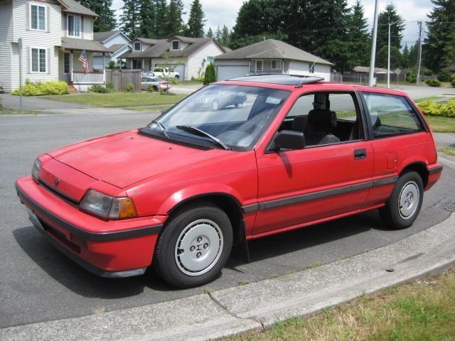 92 95 Civic Hatchback For Sale In Washington Classifieds Buy And