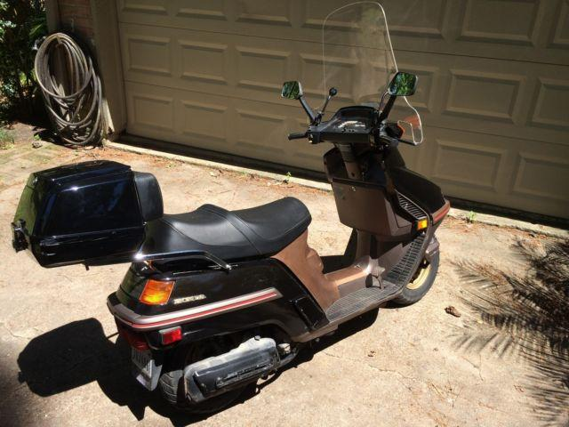 1987 Honda Elite 250 Scooter For Sale In Humble Texas Classified Americanlisted Com
