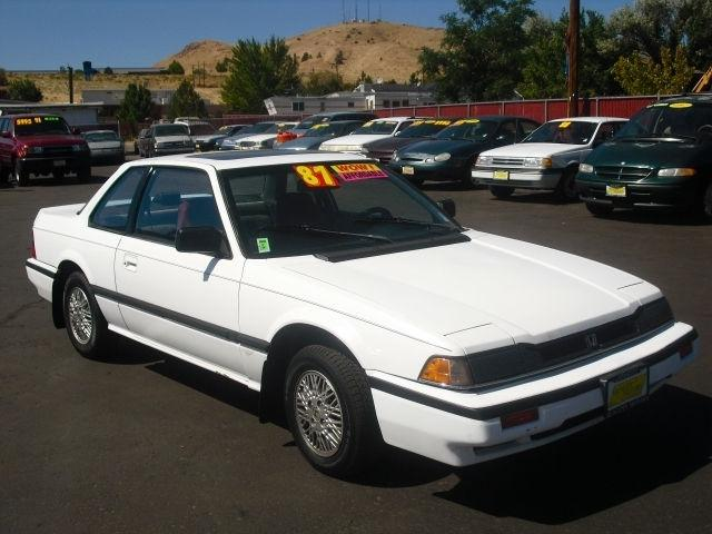 1987 honda prelude si for sale in reno nevada classified. Black Bedroom Furniture Sets. Home Design Ideas