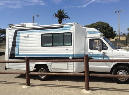 1987 Honey Motor home