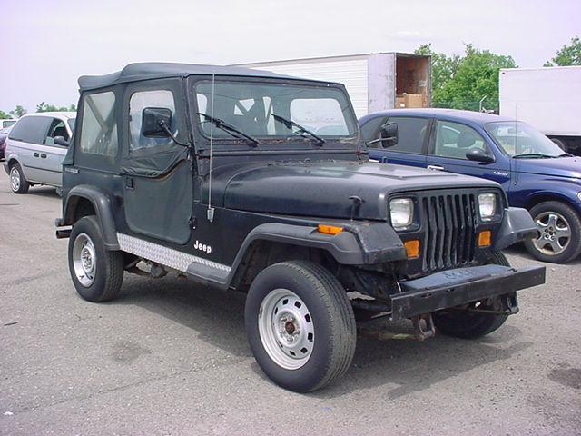 1987 Jeep Wrangler for Sale in Pontiac, Michigan ...