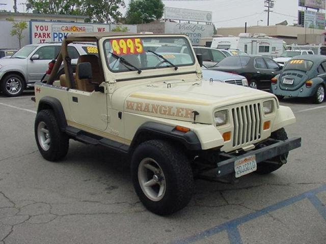 1987 jeep wrangler 1987 jeep wrangler car for sale in van nuys ca 4365386645 used cars on. Black Bedroom Furniture Sets. Home Design Ideas