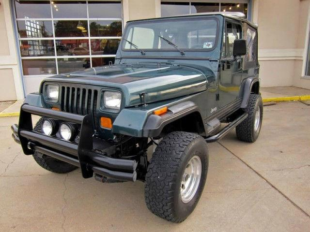 1987 jeep wrangler for sale in fort worth texas classified. Black Bedroom Furniture Sets. Home Design Ideas