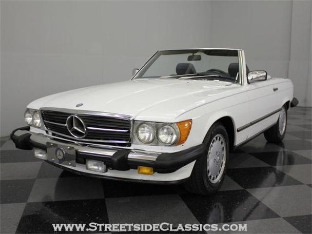 1987 mercedes benz 560sl for sale in charlotte north for Mercedes benz charlotte north carolina