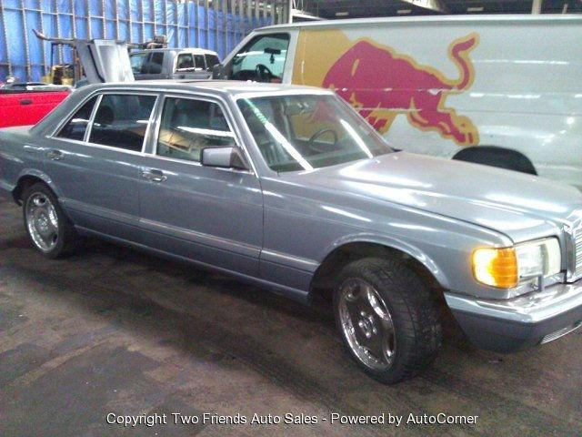 1987 mercedes benz s class 420sel for sale in brooklyn for 1987 mercedes benz 420sel