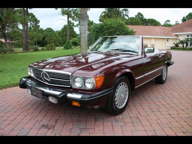 1987 mercedes benz sl class 560sl for sale in naples for Mercedes benz naples florida