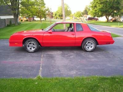 Crown Motors Holland >> 1987 Monte Carlo SS Aero Coupe for Sale in Saginaw ...