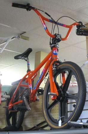 1987 Old School GT Performer BMX Bike - $700