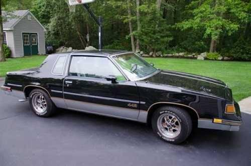 1987 oldsmobile cutlass salon 442 american classic in for 1987 oldsmobile cutlass salon