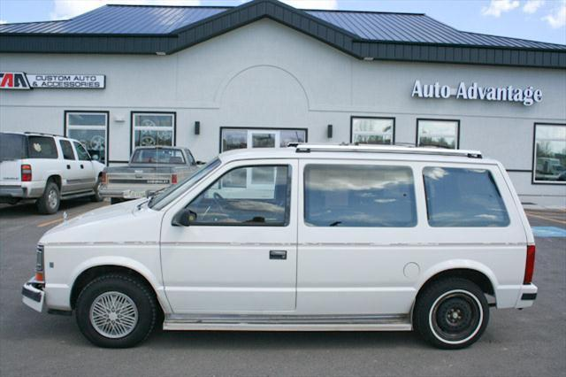 1987 plymouth voyager se for sale in miles city montana for Notbohm motors used cars