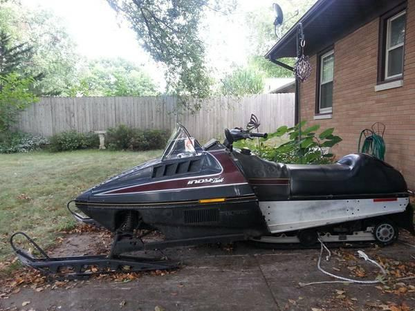 1987 Polaris Indy 488-First $500 Gets it - $600