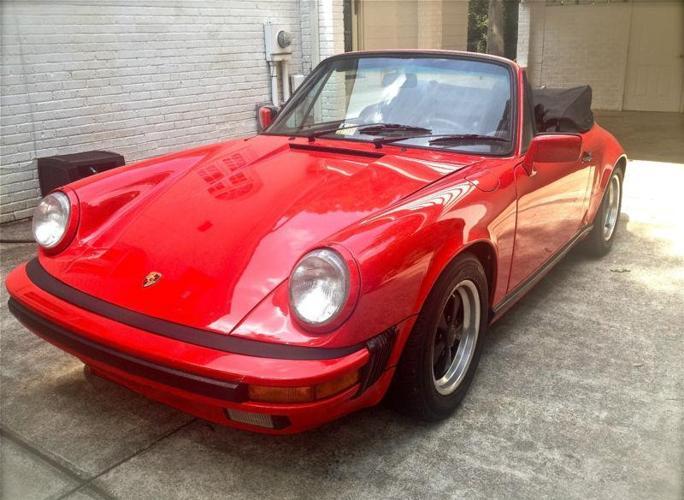 1987 porsche 911 for sale in jacksonville north carolina classified. Black Bedroom Furniture Sets. Home Design Ideas