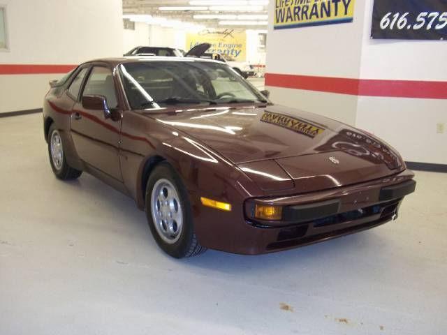 1987 porsche 944 1987 porsche 944 model car for sale in grand rapids mi 4370211476 used. Black Bedroom Furniture Sets. Home Design Ideas