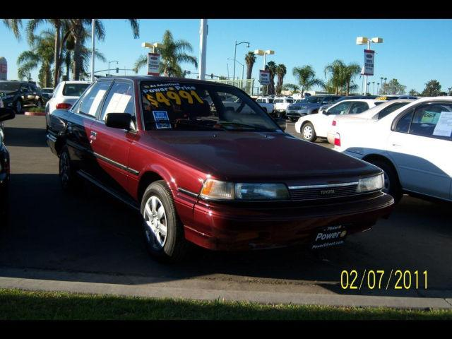 1987 toyota camry le for sale in buena park california. Black Bedroom Furniture Sets. Home Design Ideas