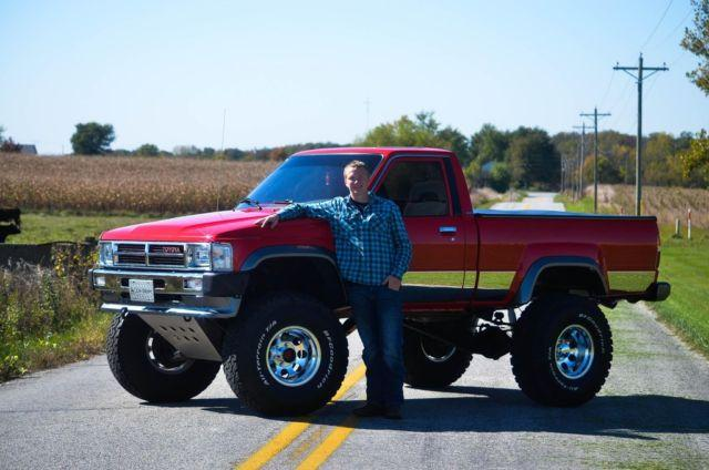 Lifted 4Runner For Sale >> 1987 Toyota Pickup-4x4-Restored for Sale in Macy, Indiana ...