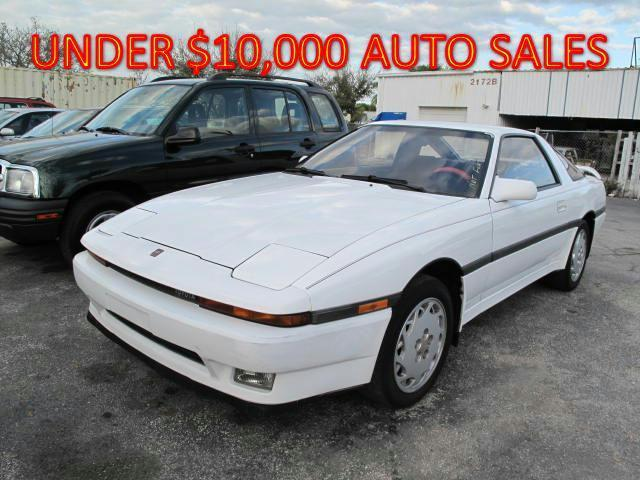 1987 toyota supra for sale in west palm beach florida classified. Black Bedroom Furniture Sets. Home Design Ideas