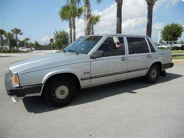 1987 volvo 740 gle for sale in royal palm beach florida. Black Bedroom Furniture Sets. Home Design Ideas