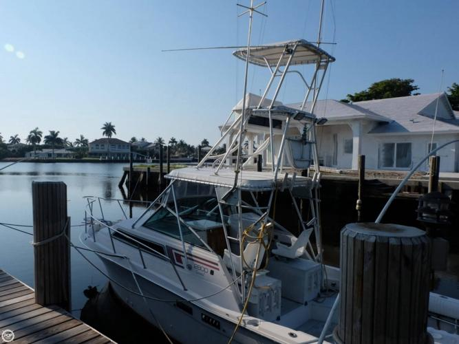 1987 Wellcraft 2800 Coastal | 22 foot 1987 Wellcraft ...